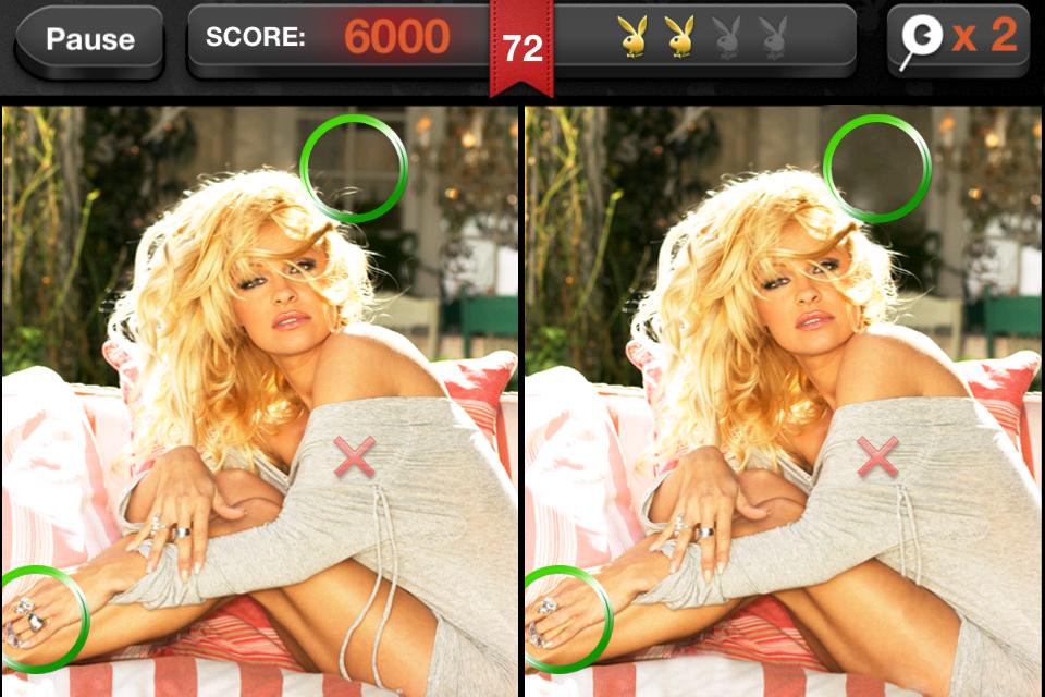 Screenshot PLAYBOY Spots – Playmates Inspector