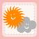 おしゃれ天気 コーデと天気が一度にわかる 無料 天気予報アプリ 女子に人気のかわいい ファッション コーディネート 服装 美肌 可愛い weather 予報 カタログ 梅雨 湿度