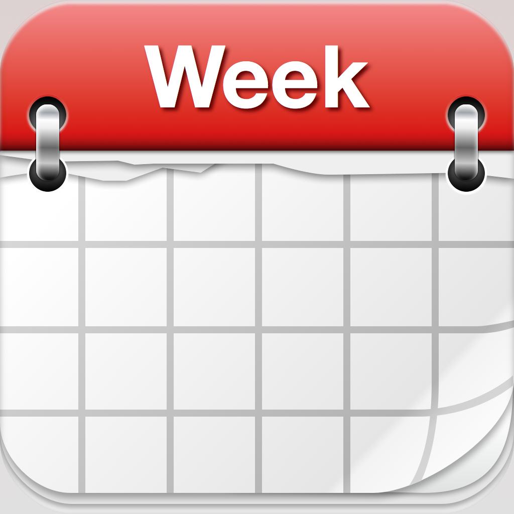 Week Calendar  - iCal、Google、Outlook、Exchange等に使う、簡単でパワフルなカレンダー管理アプリ